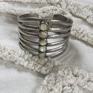 Lucky Brand Silver Cuff